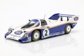 Stefan Bellof Porsche 956 Nürburgring 1984 1:18 Minichamps