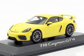 Porsche 718 Cayman GT4 2019 1:43