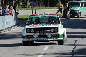 Fiat 131 Abarth Rally Alitalia Lackierung, copyright Foto: Steffs88