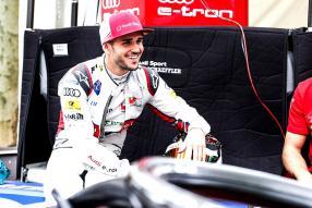 Daniel Abt, Copyright Fotos:  Audi Communications Motorsport / Michael Kunkel