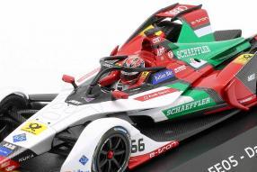 Formel E Daniel Abt Audi 2018/19 1:43