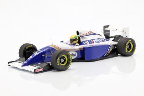 Williams FW16 San Marino GP Senna 1:18 Minichamps