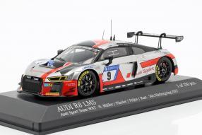 Audi R8 LMS 24h Nürburgring 2017 WRT 1:43