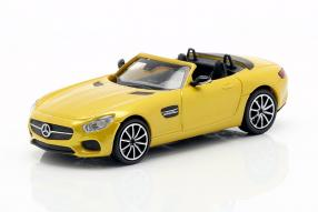 Mercedes-AMG GT S Roadster 2015 1:87