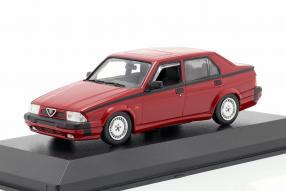 Modellautos Alfa Romeo 75 1987 1:43