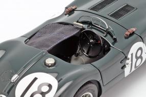Modellautos Jaguar C-Type Le Mans 1953 1:18 CMC