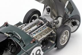 modelcars Jaguar C-Type Le Mans 1953 1:18 CMC