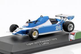 Ligier JS11 Laffite 1979 1:43 CMR