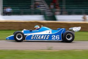 Ligier JS11 Laffite 1979, 2008 at Goodwood, Copyright: Darren