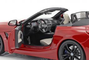 diecast miniatures BMW Z4 2019 1:18 Norev