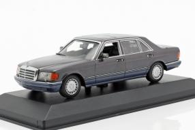 Mercedes-Benz 560 SEL 1:43 Maxichamps