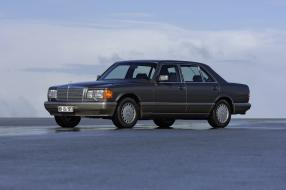 Mercedes-Benz 560 SEL, Copyright Fotos: Daimler AG