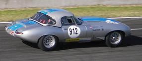 Jaguar E-Type Lightweight, copyright Foto: Dirk Unger