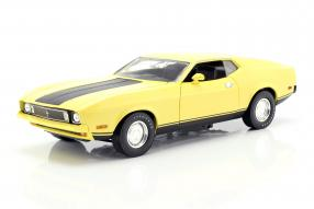 Ford Mustang Mach 1 1973, Eleanor 1974 1:18