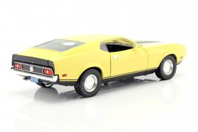 miniatures Ford Mustang Mach 1 1973, Eleanor 1974 1:18