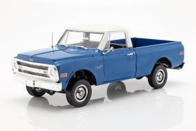 Chevrolet C-10 1970 1:18