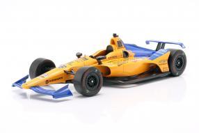 Fernando Alonso Chevrolet IndyCar series 2019 1:18
