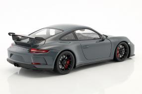 diecast miniatures Porsche 911 GT3 2017 1:18