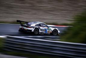 Porsche 911 GT3 R Zandvoort / Timo Bernhard, KLaus Bachler / copyright Foto: KÜS Team75 Bernhard, Gruppe C Photography