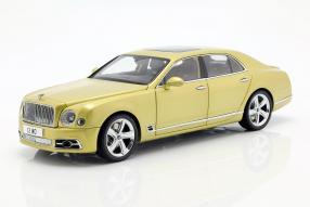 Bentley Mulsanne Speed 2017 1:18