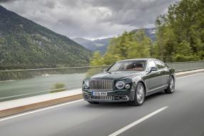 Bentley Mulsanne Speed 2017, copyright Foto: Bentley Motors Ltd.