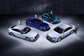 Audi Q5, A6, A7 und A8, copyright Foto: Audi AG