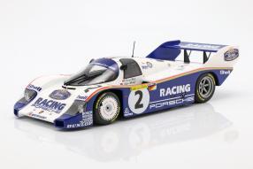 Stefan Bellof Porsche 956 Nürburgring 1983 1:18 Minichamps