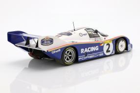 modellautos Stefan Bellof Porsche 956 Nürburgring 1983 1:18 Minichamps