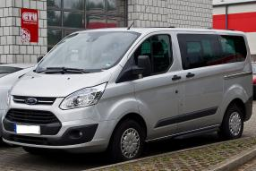 Ford Transit Custom 2016, Copyright Foto: M93