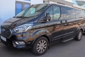 Ford Transit Custom 2018, Copyright Foto: Vauxford