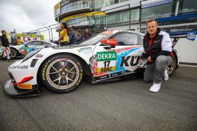 Porsche 911 GT3 R Nürburgring 2019, Foto: Team75 Motorsport, Gruppe C Photography
