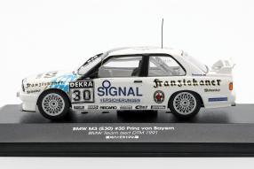 diecast miniatures BMW M3 E30 DTM 1992 1:43 CMR