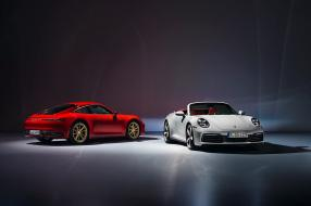 Neue Porsche 911 992 Einsteiger 2019, copyright Foto: Porsche AG