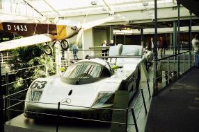 Sauber-Mercedes C9 1989, copyright Foto: Ultimate Editor