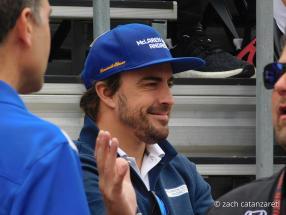 Fernando Alonso, copyright Foto: Zach Catanzareti Photo