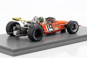 Modellautos Brabham BT24 Moser 1:43