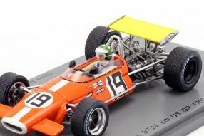 miniatures Brabham BT24 Moser 1:43