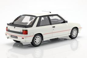 miniatures Renault 11 Turbo II 1987 1:18