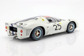 diecast miniatures Ferrari 412P 1:12 CMR
