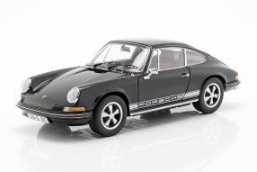 Porsche 911 S 1973 1:18 Schuco