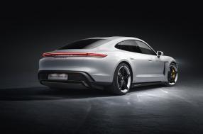 Porsche Taycan 2020 / copyright Fotos: Porsche AG