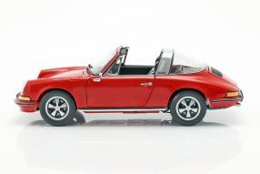 modellautos Porsche 911 S Targa 1973 1:18 Schuco