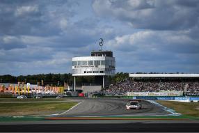 Porsche 911 GT3 R Hockenheim 2019, Foto: Team75 Motorsport, Gruppe C Photography