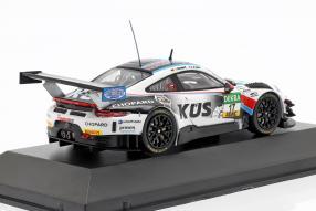 modelcars Porsche 911 GT3 2018 1:43 ADAC gt masters CMR