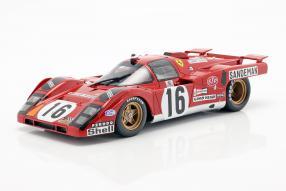 Ferrari 512M 1971 1:18