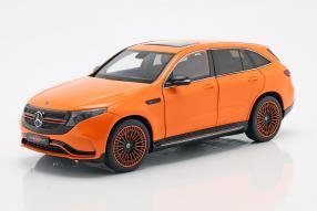 Mercedes-Benz EQC 400 IAA 2019 1:18