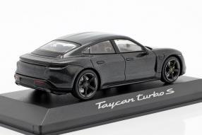 diecast miniatures Porsche Taycan Turbo S 1:43