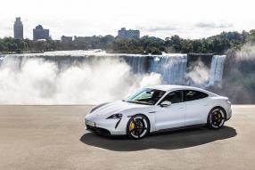 Porsche Taycan / copyright Foto: Porsche AG