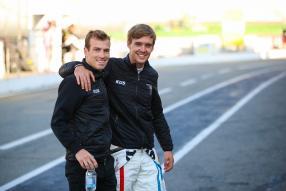 Adrian de Leener, Matteo Cairoli / copyright Foto: Team75 Motorsport, Gruppe C Photography