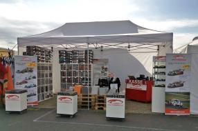 ck-modelcars am Hockenheimring September 2019